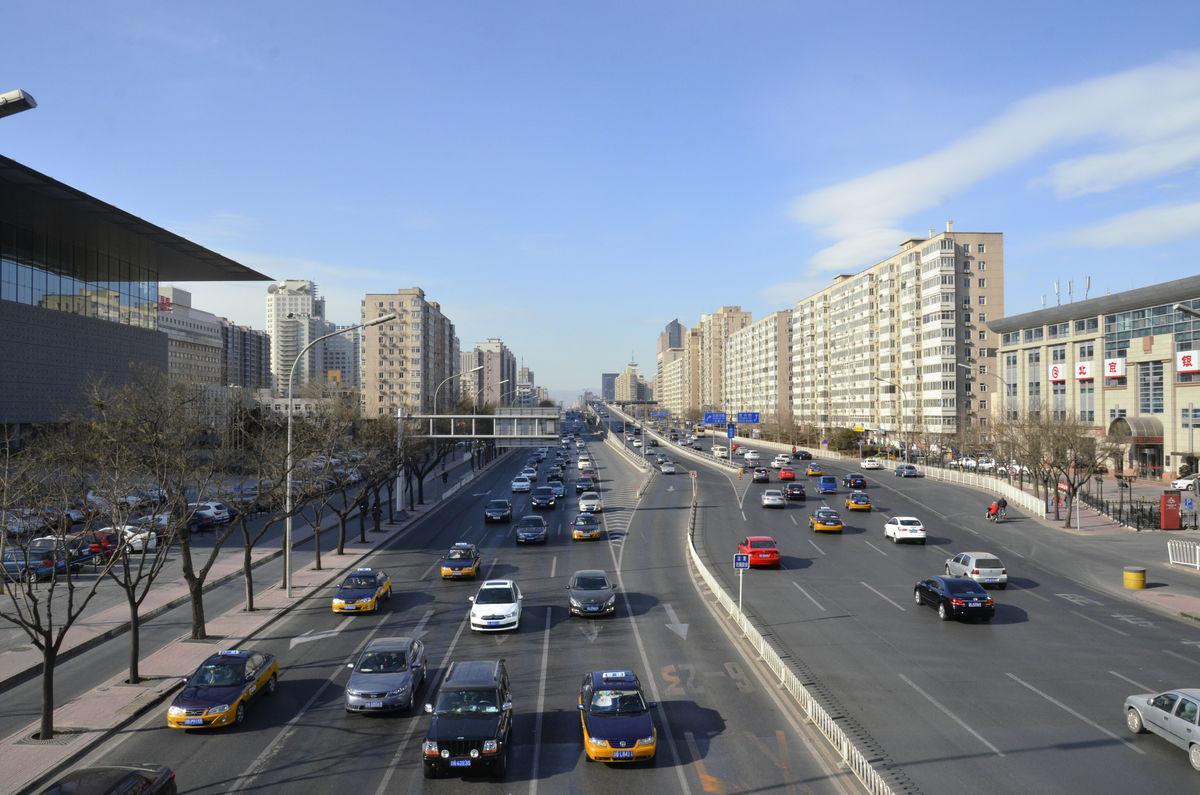 北京乹a`�ad�n�_北京交通  北京三环路