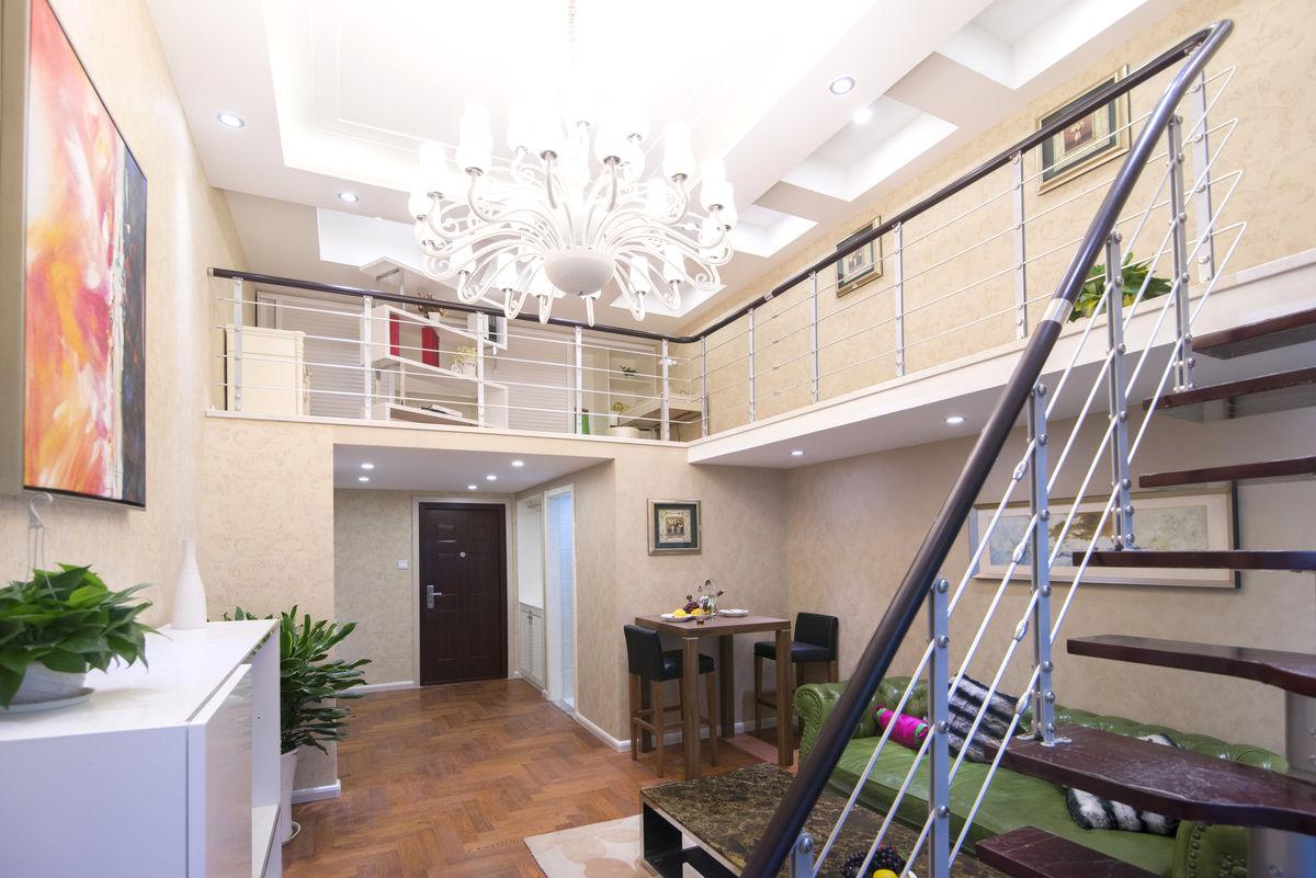 复式公寓图片