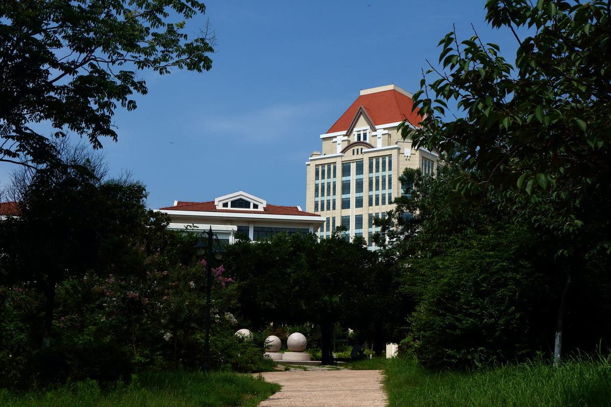 中国海洋大学图片