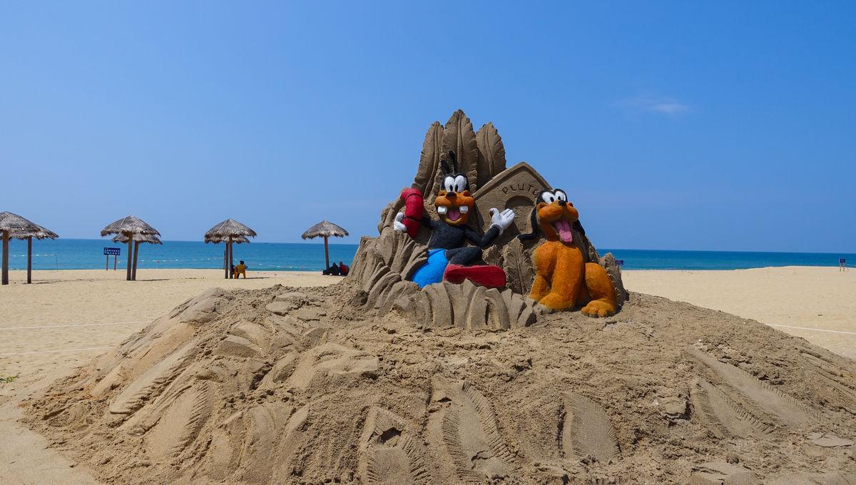 沙雕,艺术,景观,雕塑,文化,旅游,沙子,沙雕作品,沙雕艺术,沙雕大世界图片