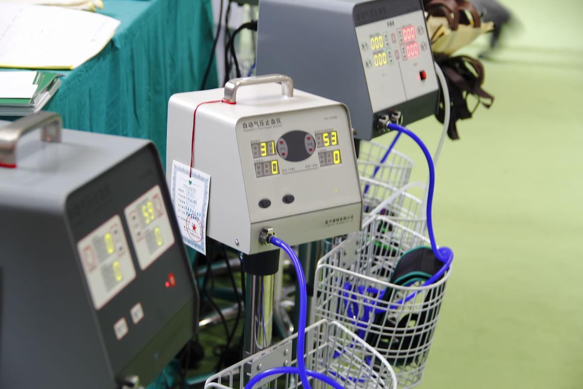 自动气压止血仪图片