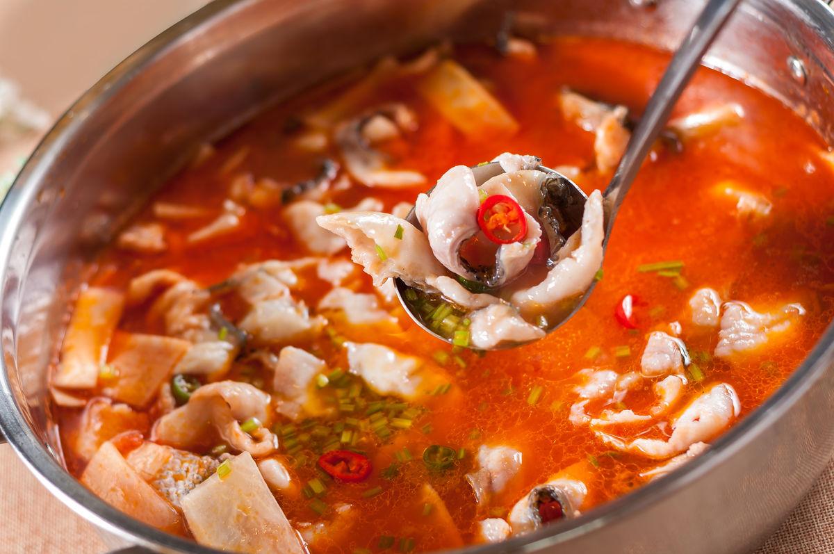 鱼片,番茄鱼,番茄,美食,菜单,餐饮,川菜,酸菜鱼,特色菜,鱼片火锅,番茄图片