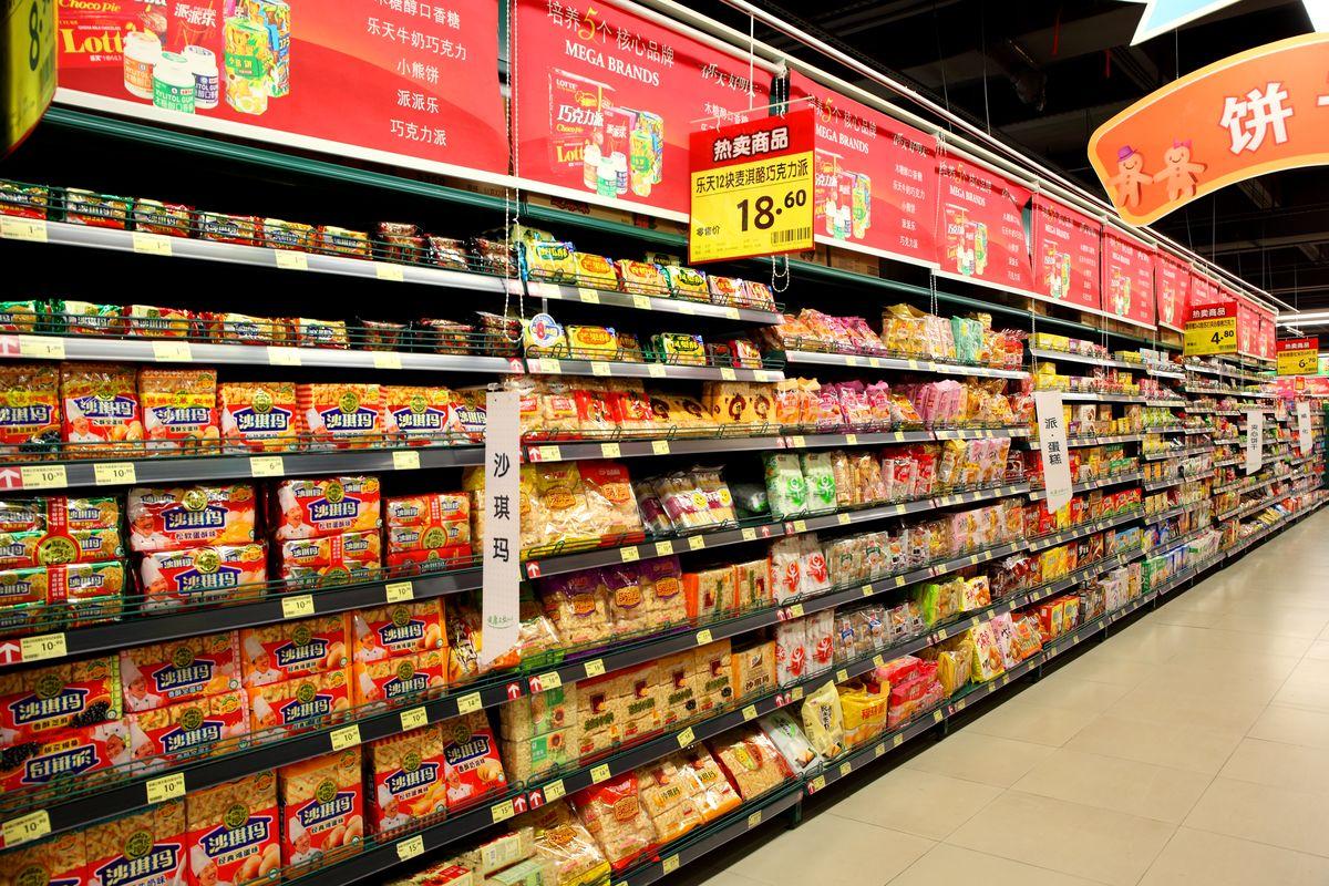 超市食品饮料区,食品饮料区,超市百货,超市卖场,购物,购物超市,仓储图片