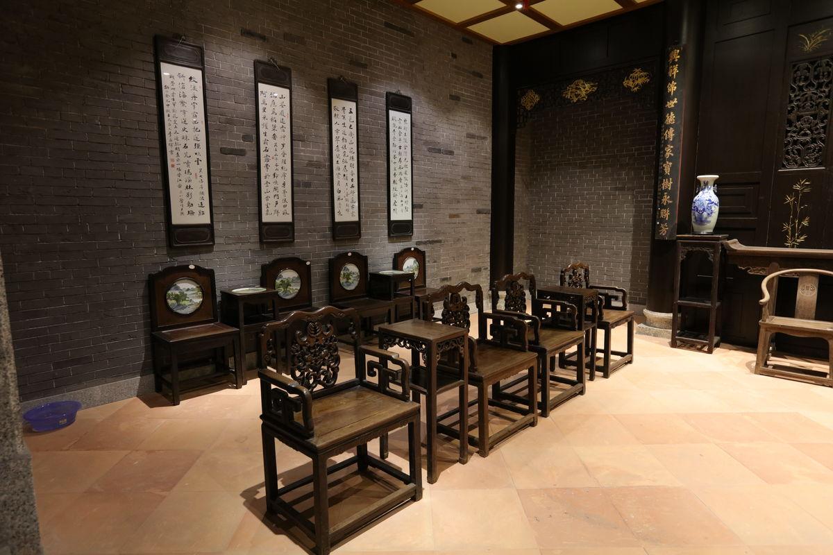 堂屋,古宅,客厅,古堂屋,明清家俱,古典家具,红木家俱,中式古典家具图片