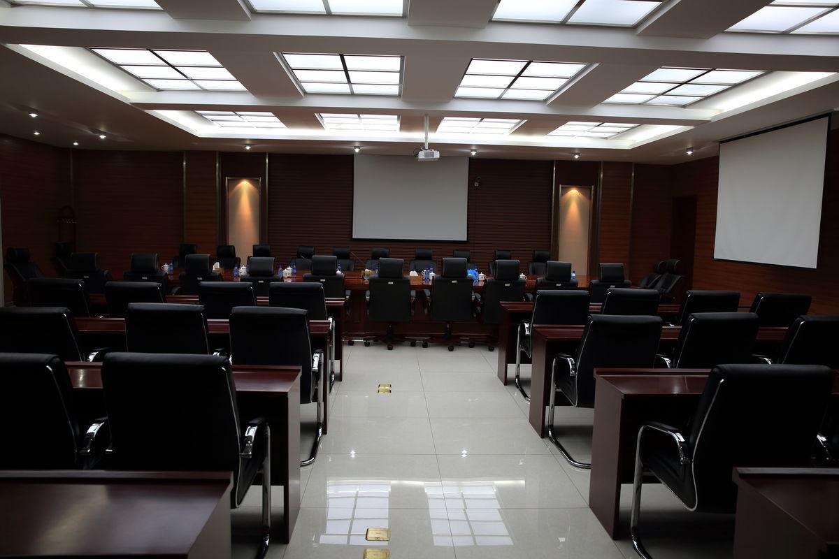 室内空间,小会议室,小型会议室,商务会议室,会议室设计,会议室装饰图片