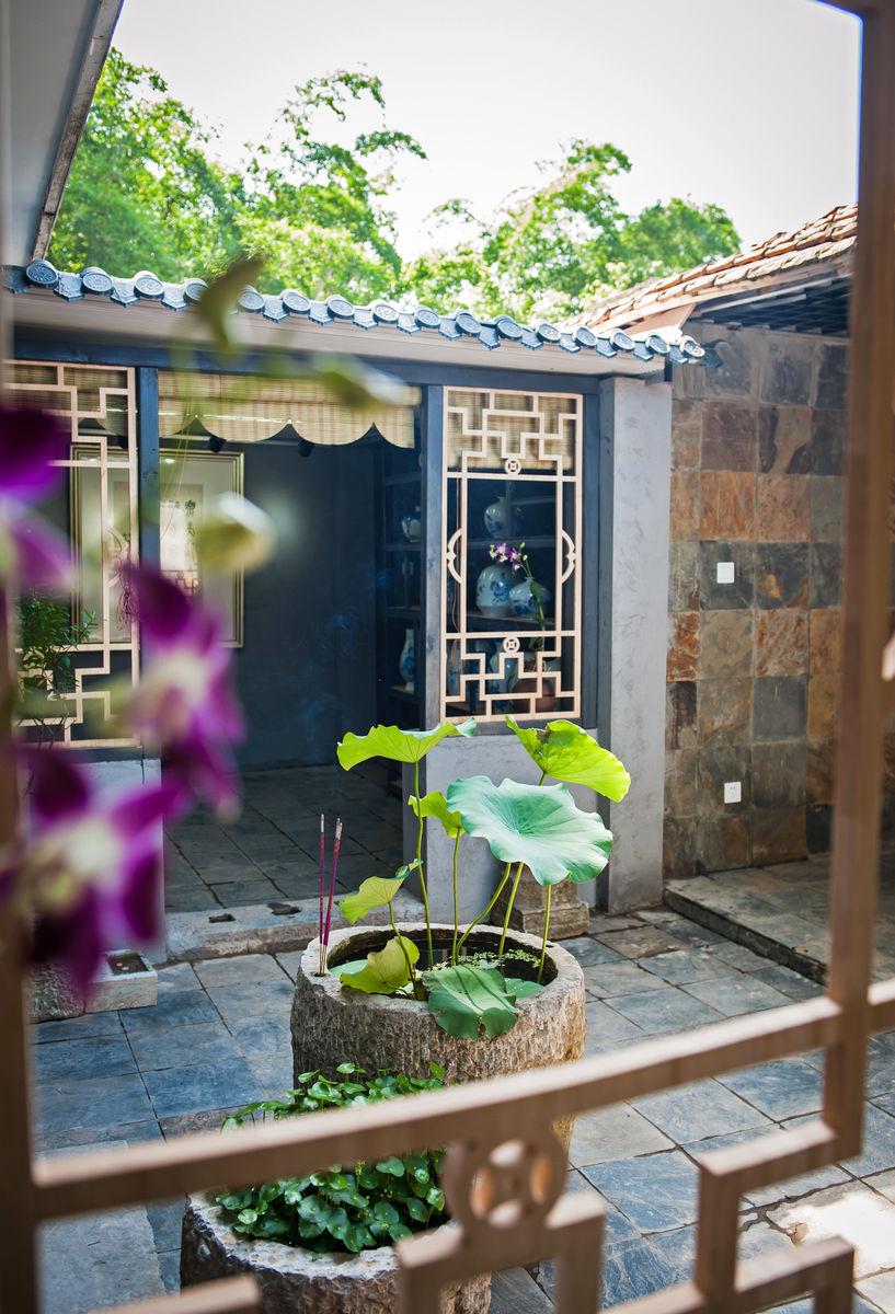 民居,特色民居,传统建筑,民宿,客栈,门,窗,艺术工作室,瓦房,乡村小院图片
