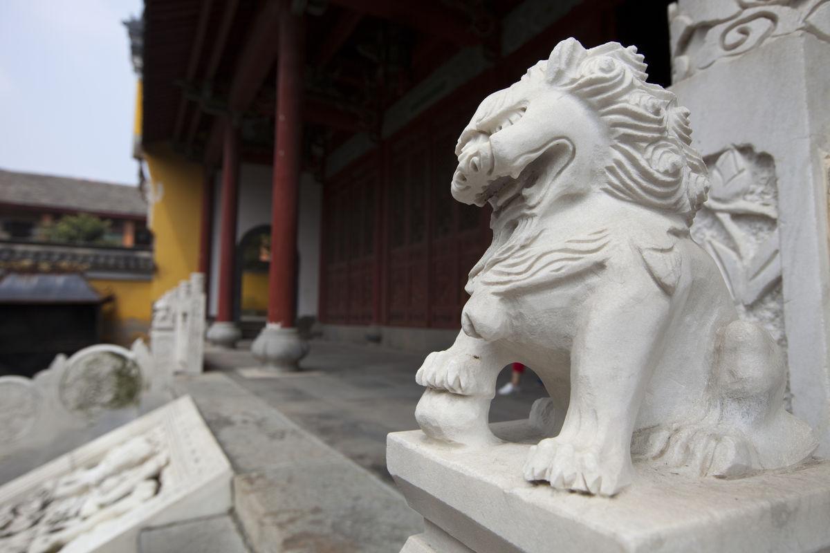 关王庙,寺庙,建筑,道观,江苏,高淳,古镇,石狮子,中国,南京,中式建筑图片