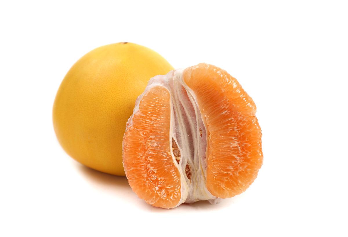 柚子 黄金蜜柚图片