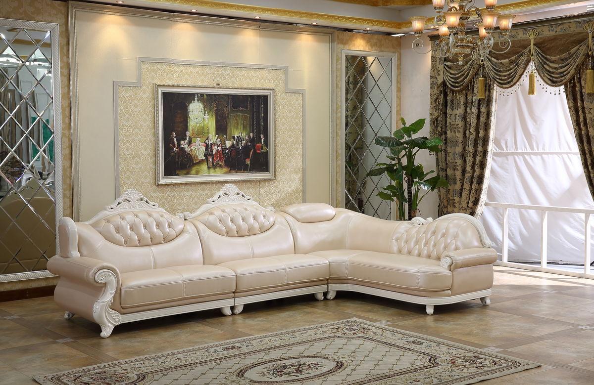欧式沙发,真皮沙发,高档沙发,客厅沙发,沙发,贵妃位,单人位,双人位图片