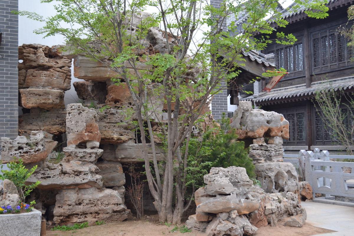 水池,亭子,景观园林,园林景观,中国传统,中式庭院,苏州园林,假山造型图片