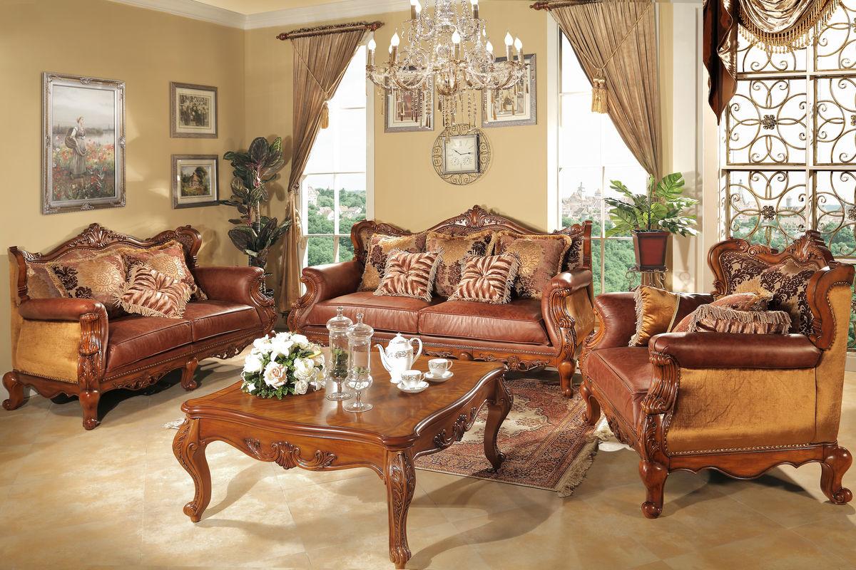 沙发 方几 美式乡村家具图片