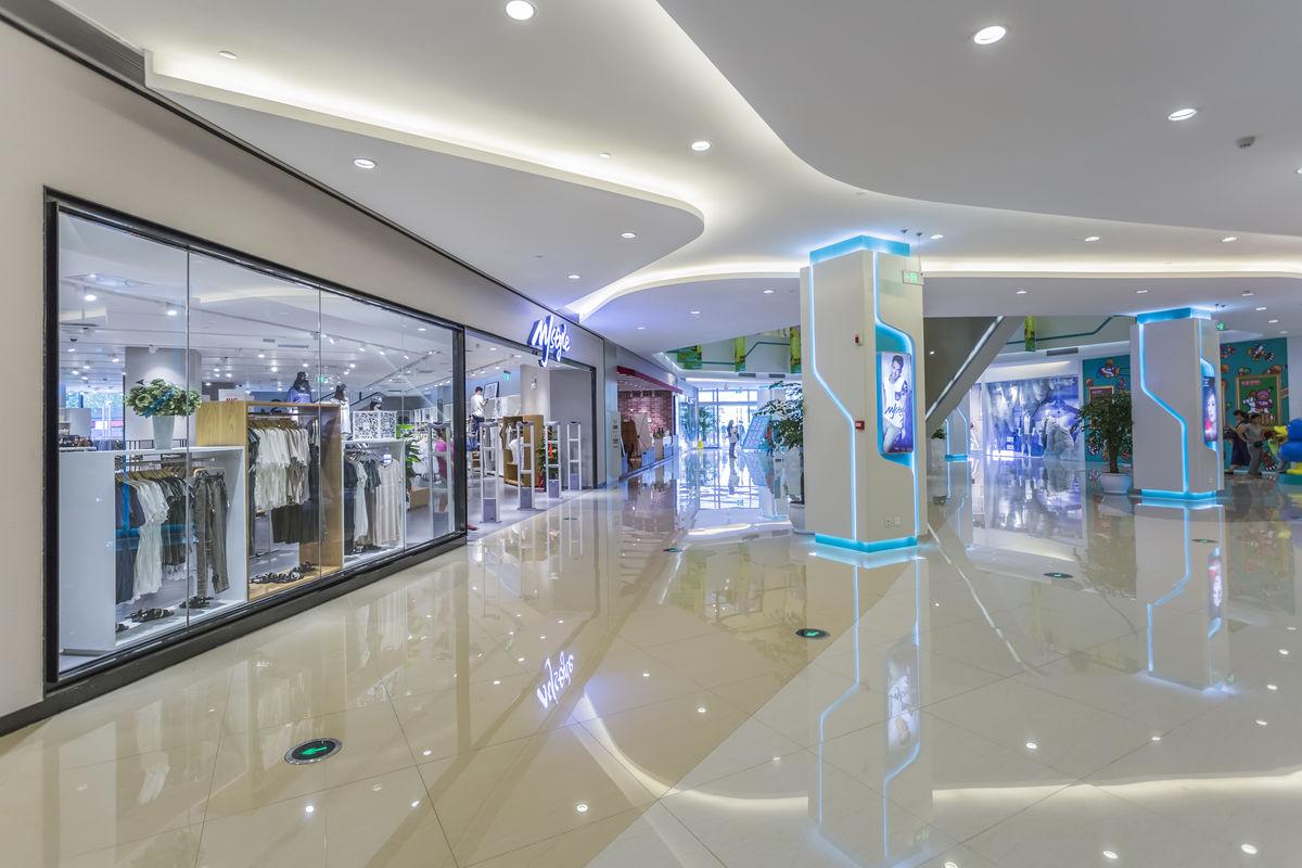 展览展示,百货公司,卖场陈列,装饰设计,商业照明,专卖店,商业空间图片