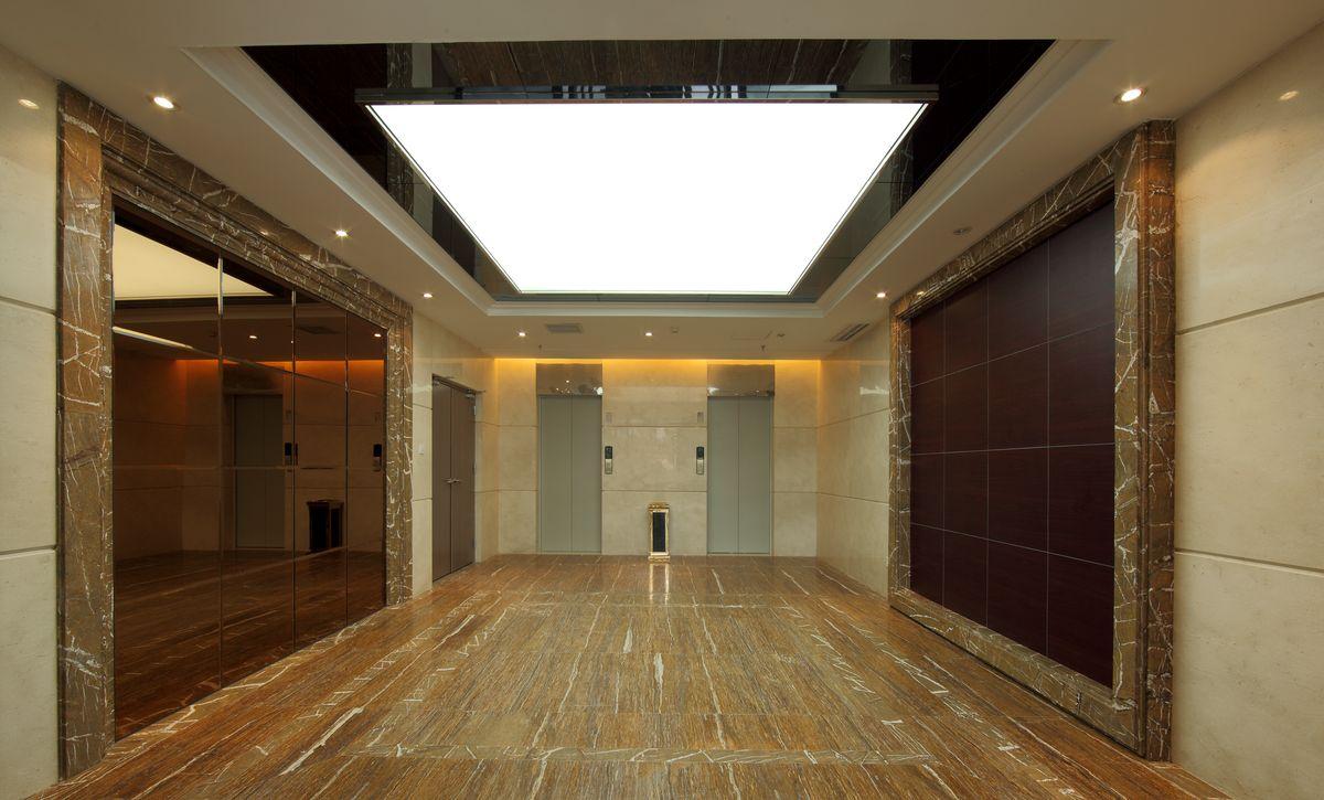 入户大厅装饰,写字楼,写字楼装饰,写字楼设计,商业物业,商业楼盘图片