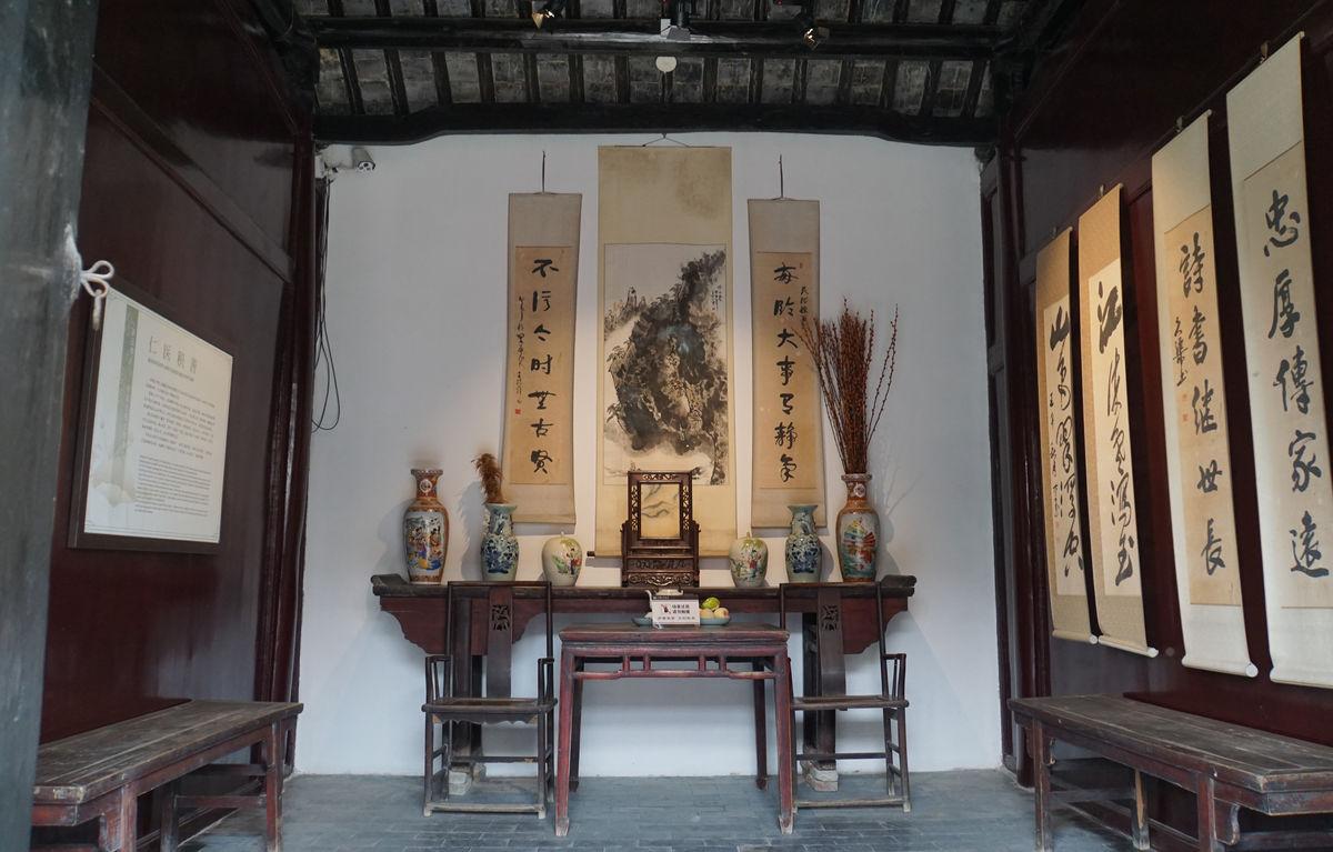 厅堂,中堂,堂屋,古建筑,古民居,会客厅,古代客厅,传统建筑,中式家具图片