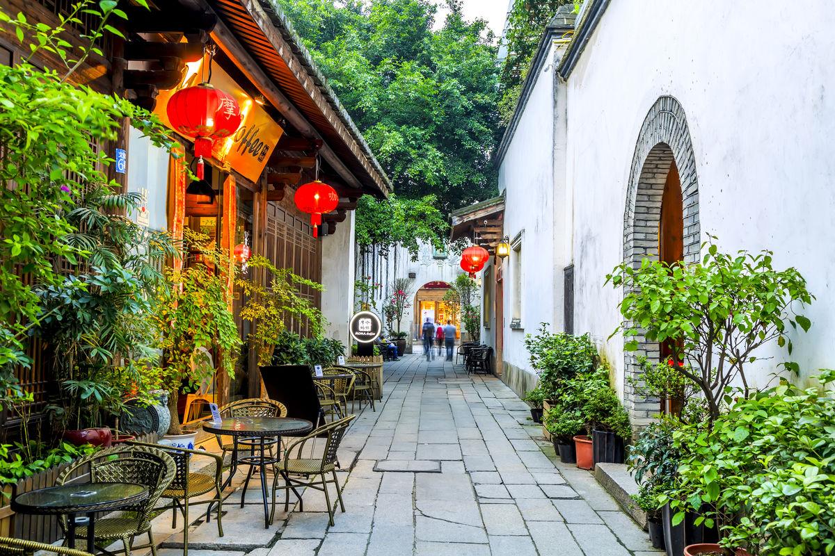 福州,三坊七巷,木结构建筑,福州三坊七巷,南后街,福州旅游,福州古图片