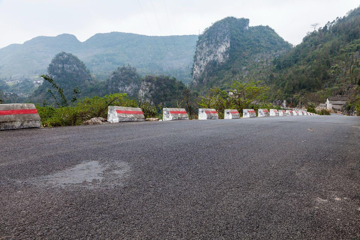 水飞蓟宺�f�+Ni��K�_贵州省,万峰林,黔西南州,中国,山,风景,石灰石,岩溶,乡村,景观锛宺