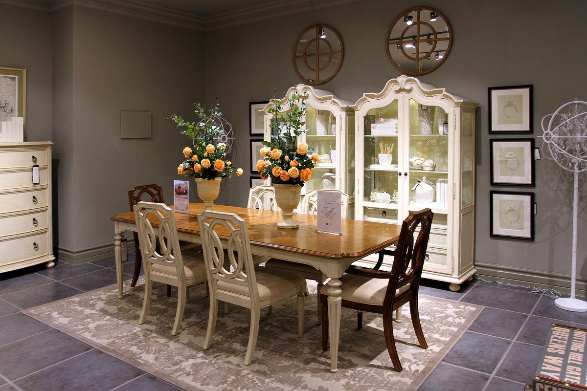 餐厅家具,桌子,椅子,实木家具,家具,餐厅装饰,装修,家装,家装设计图片