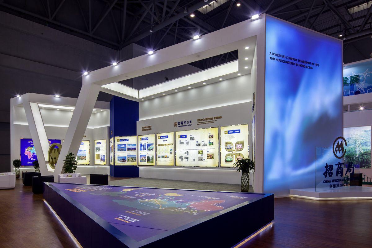 展台展览,照明设计,陈列设计,会展装饰设计,展示展览设计,展示空间图片