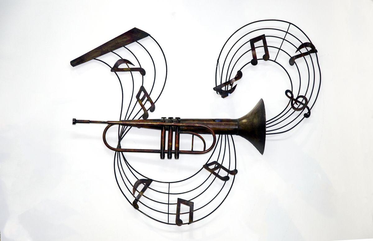 音乐,装饰,音符,符号,插图,图形,音乐的音符,铁艺,工艺品,创意,造型图片