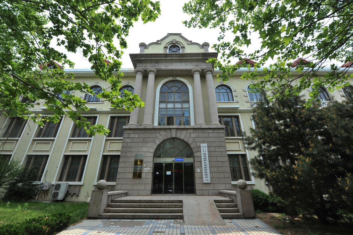 青岛,大学,老建筑,德式建筑,海洋大学,万国建筑,中国海洋大学,青岛图片