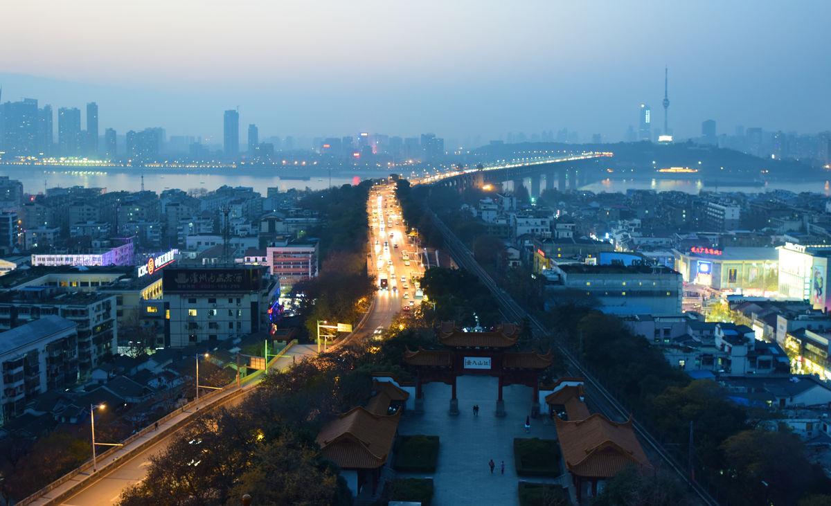 武汉老通哺,a�櫹�.�n��g,9g`_武汉城市风光