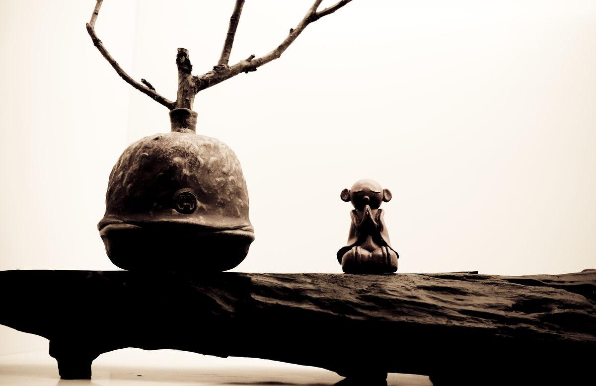 工艺品,雕像,悟道,参佛,静心,佛学,家居,摆设,雕塑,装饰图片