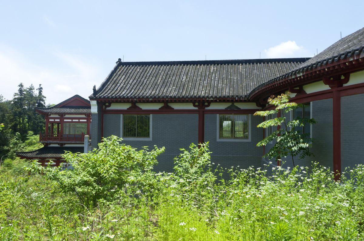 古典中式房子图片