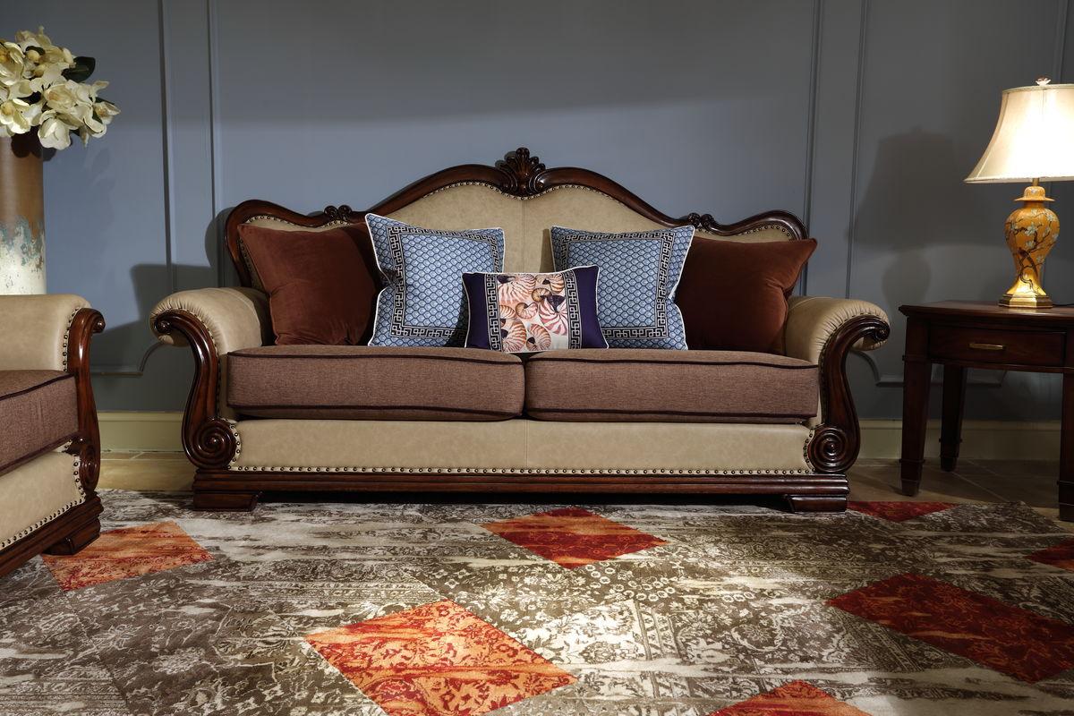美式沙发,家具,家居,桌子,客厅,装修,茶几,别墅,木刻,雕花,花纹,木图片