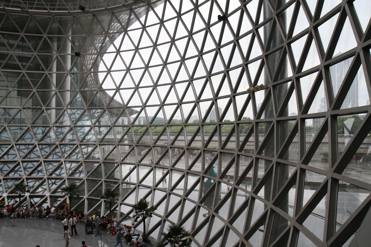 上海科技馆半价_上海科技馆 浦东 现代建筑