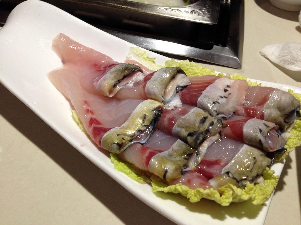 鱼片 火锅 海底捞 休闲餐饮图片