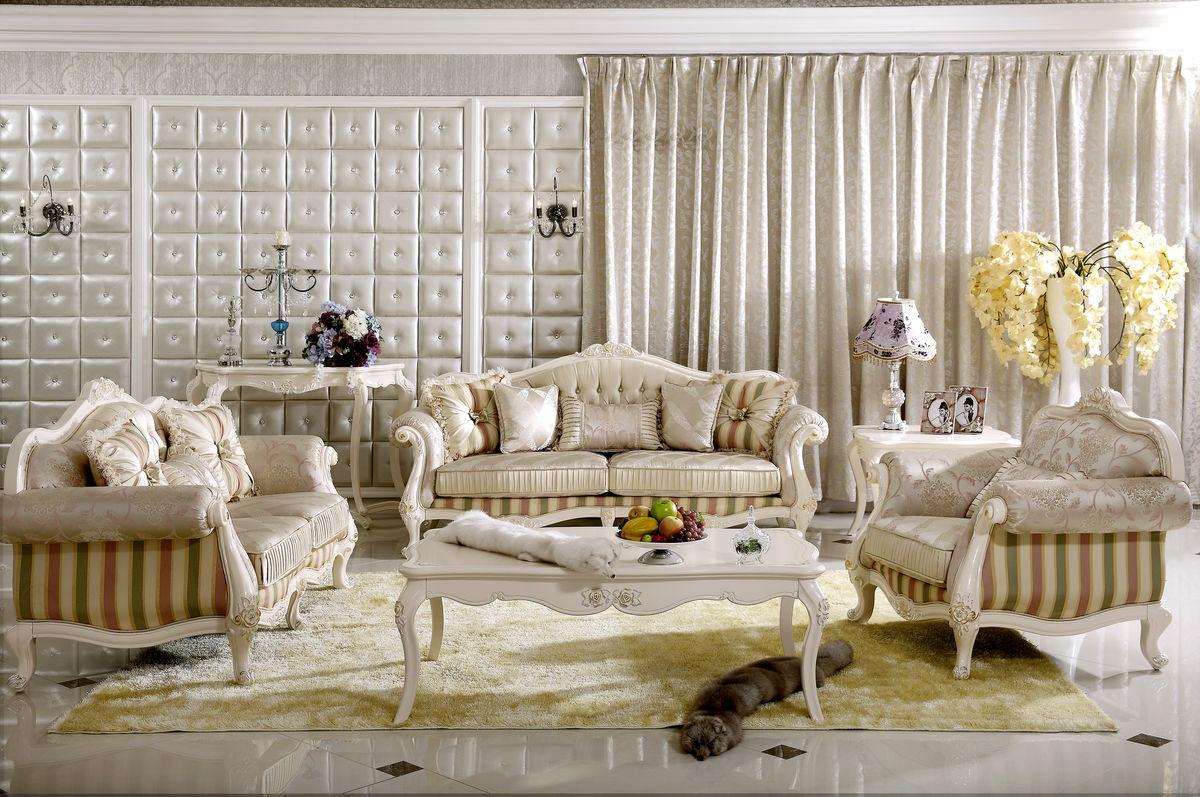 古典欧式法式沙发图片