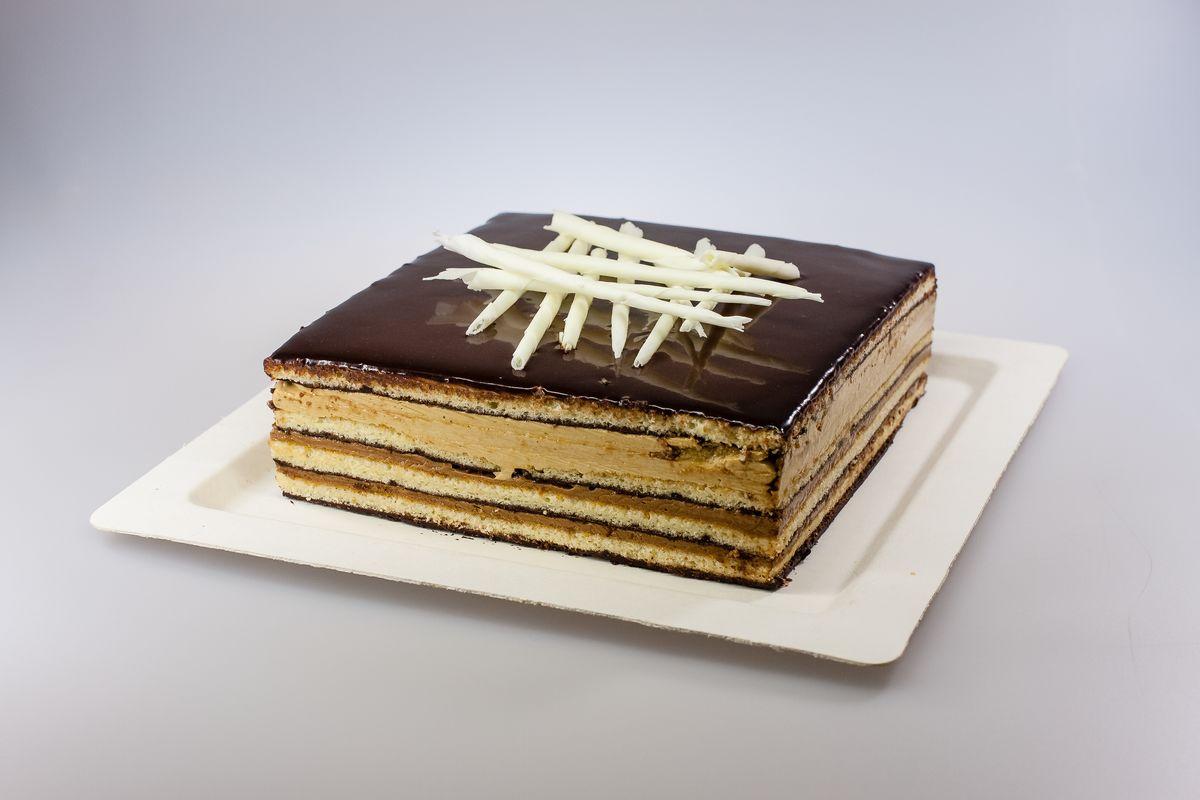 歌剧院烘培甜点法式蛋糕图片