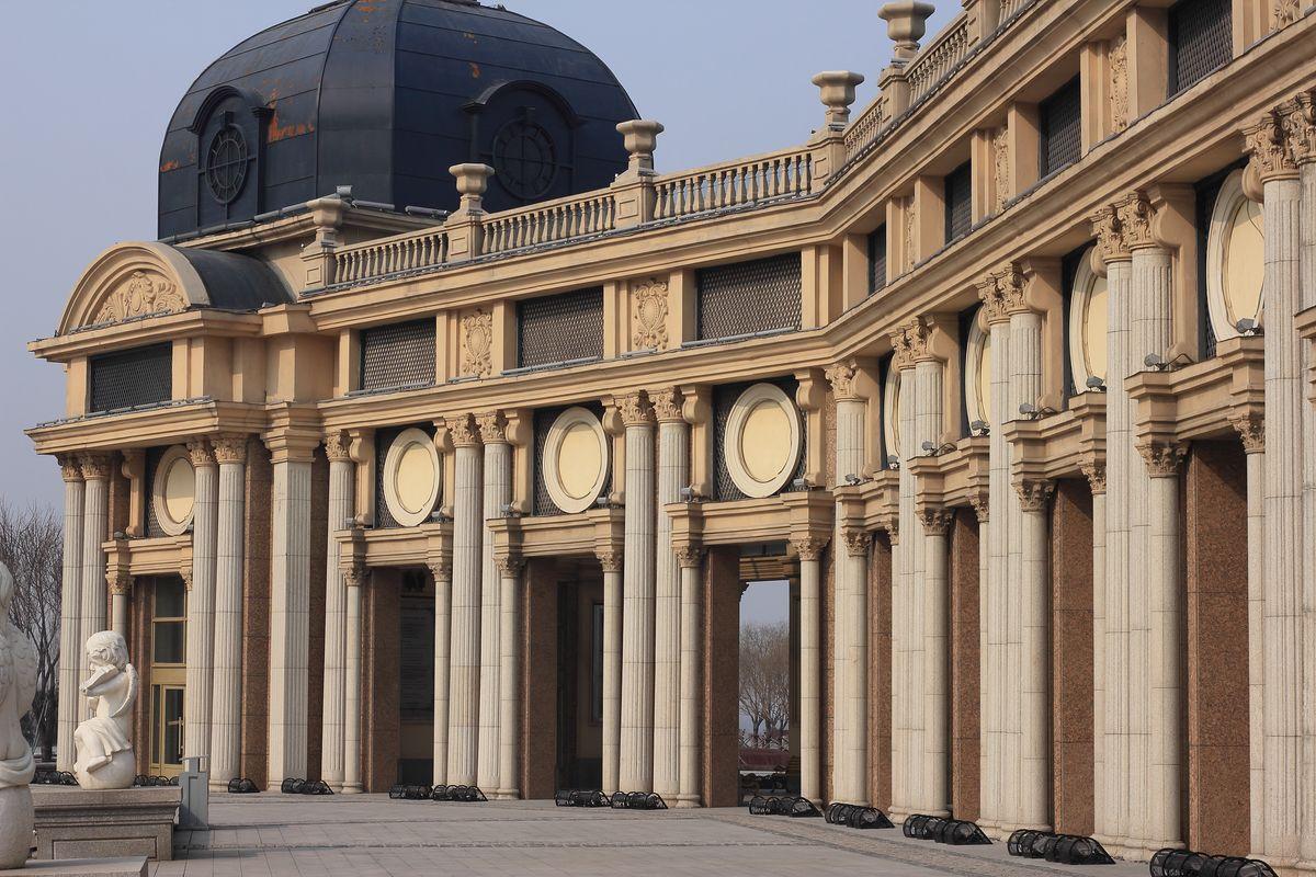 欧式建筑,广场,尖塔,石柱,古典主义,现代主义,哥特式,古希腊,天使图片