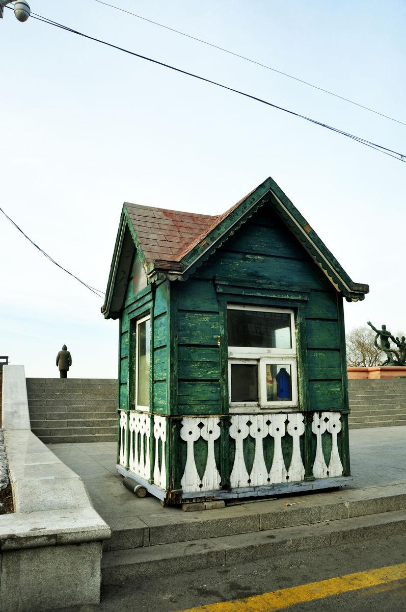 俄式建筑,小木屋,欧式房,小亭子,哈尔滨图片