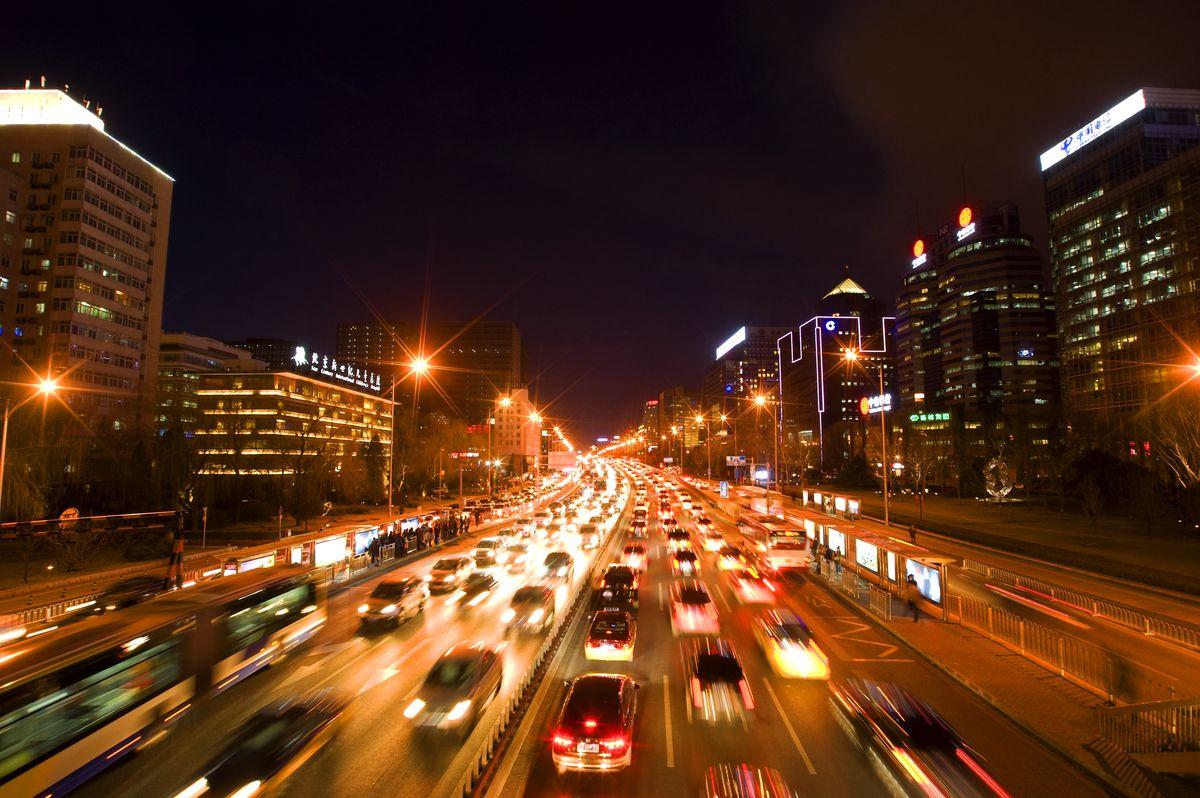 北京乹a`�ad�n�_北京夜景
