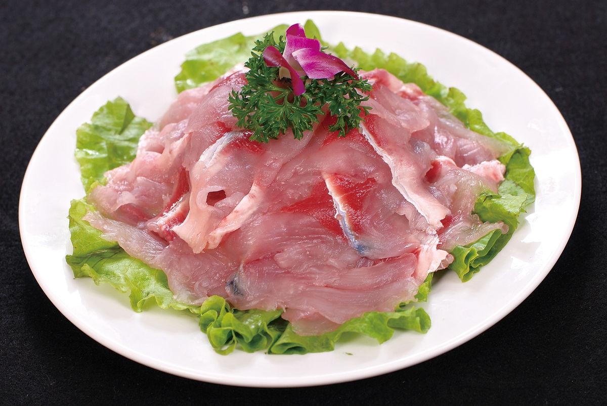 鱼片,生鱼片,火锅鱼片,鱼片涮锅,三秒涮鱼,鱼片火锅,涮鱼片图片