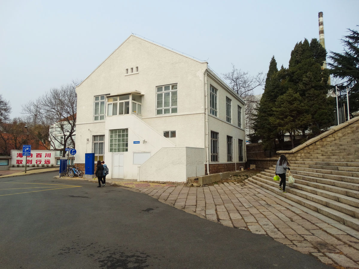 青岛,校园,大学,老建筑,海洋大学,中国海洋大学图片