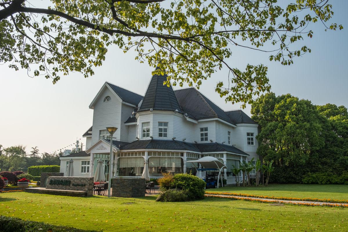 美式别墅图片