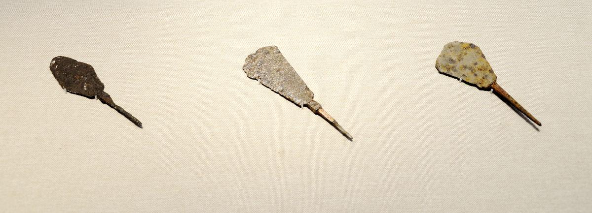 日本刺青囹�b_古代铁镞