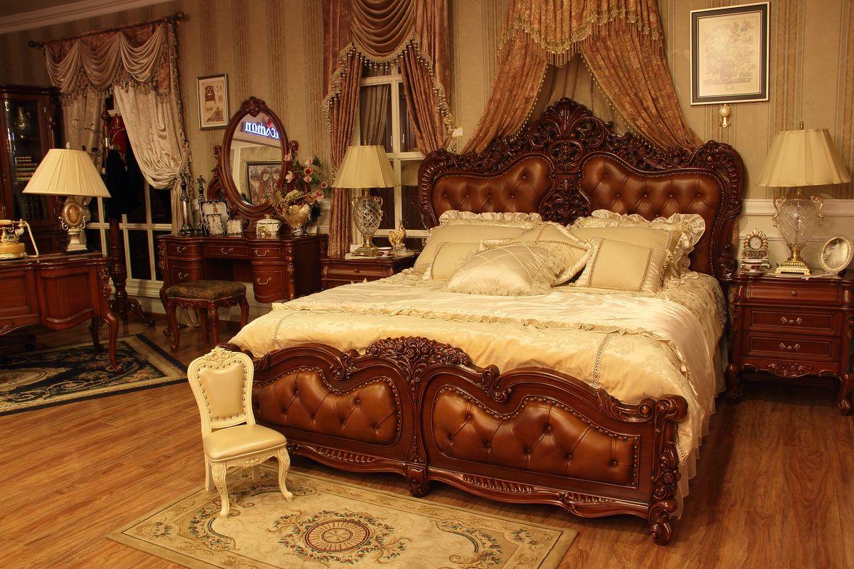 床,卧室,家具,家居,实木家具,布艺,欧式家具,主卧,欧式床图片
