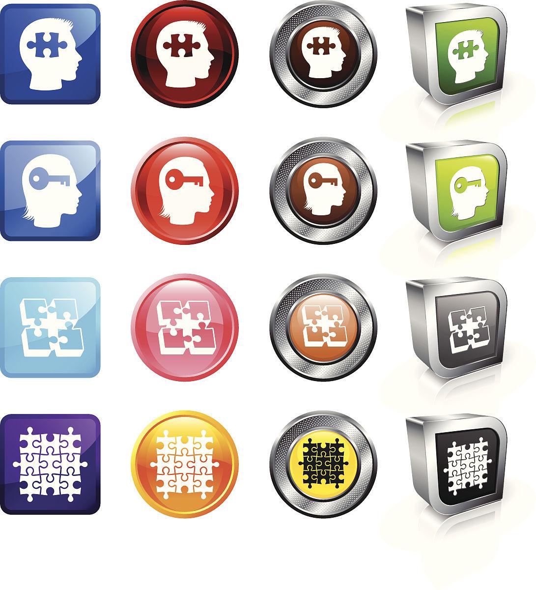 正方形,金属,银,反射,阴影,休闲游戏,弯曲,计算机图标,七巧板,拼图拼图片