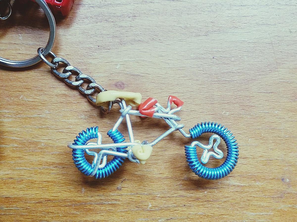 金属,计划书,美术工艺,设计,自行车,钥匙圈,无人,式样,水平画幅,生锈图片