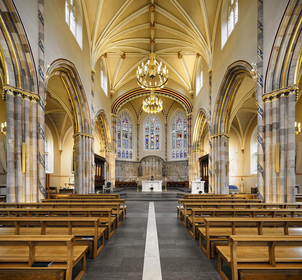 欧洲,,圣安德鲁斯大教堂图片