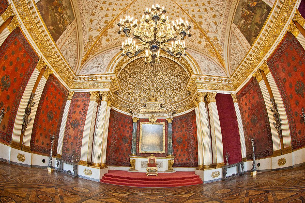 俄罗斯,皇宫,宫殿,艺术,宏伟,高雅,华贵,欧洲文化,文艺复兴,古堡图片