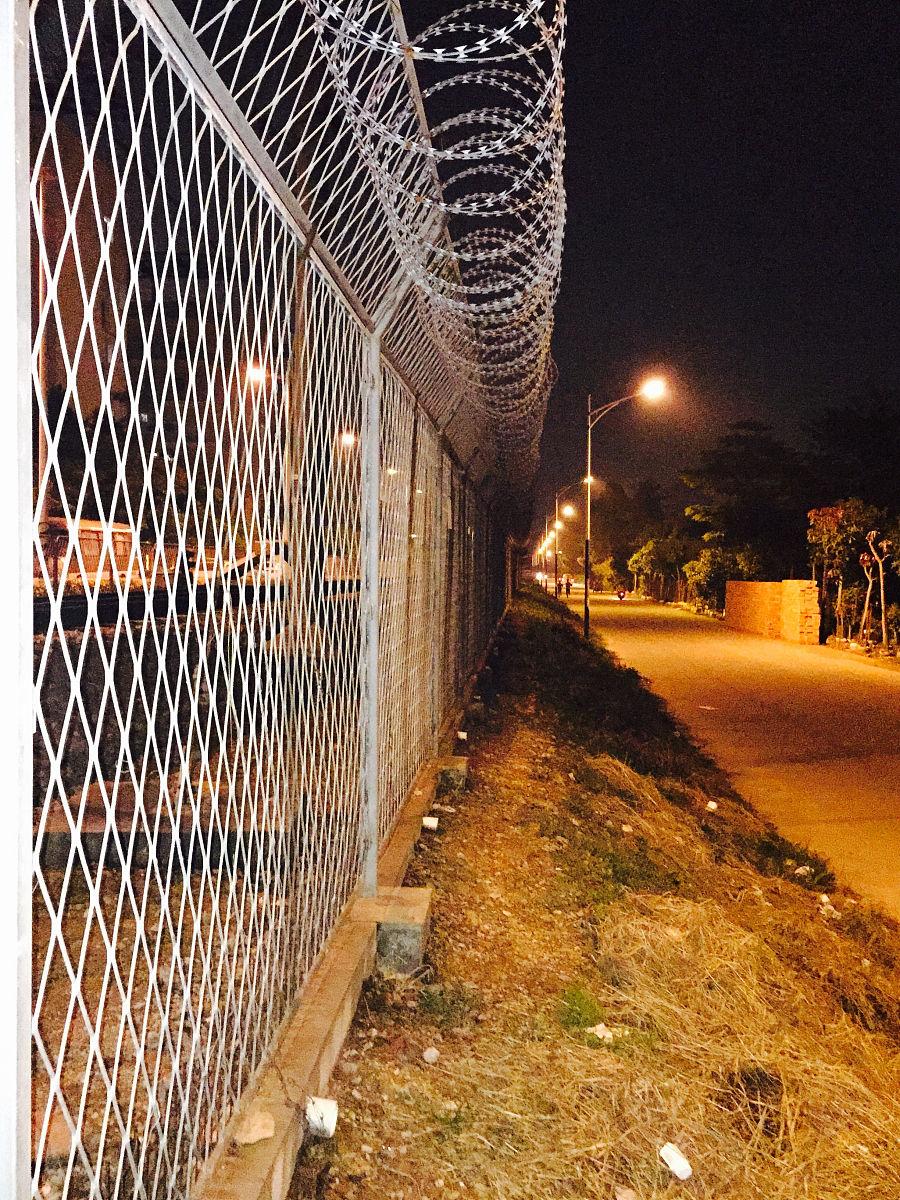 网_金属铁丝网围栏