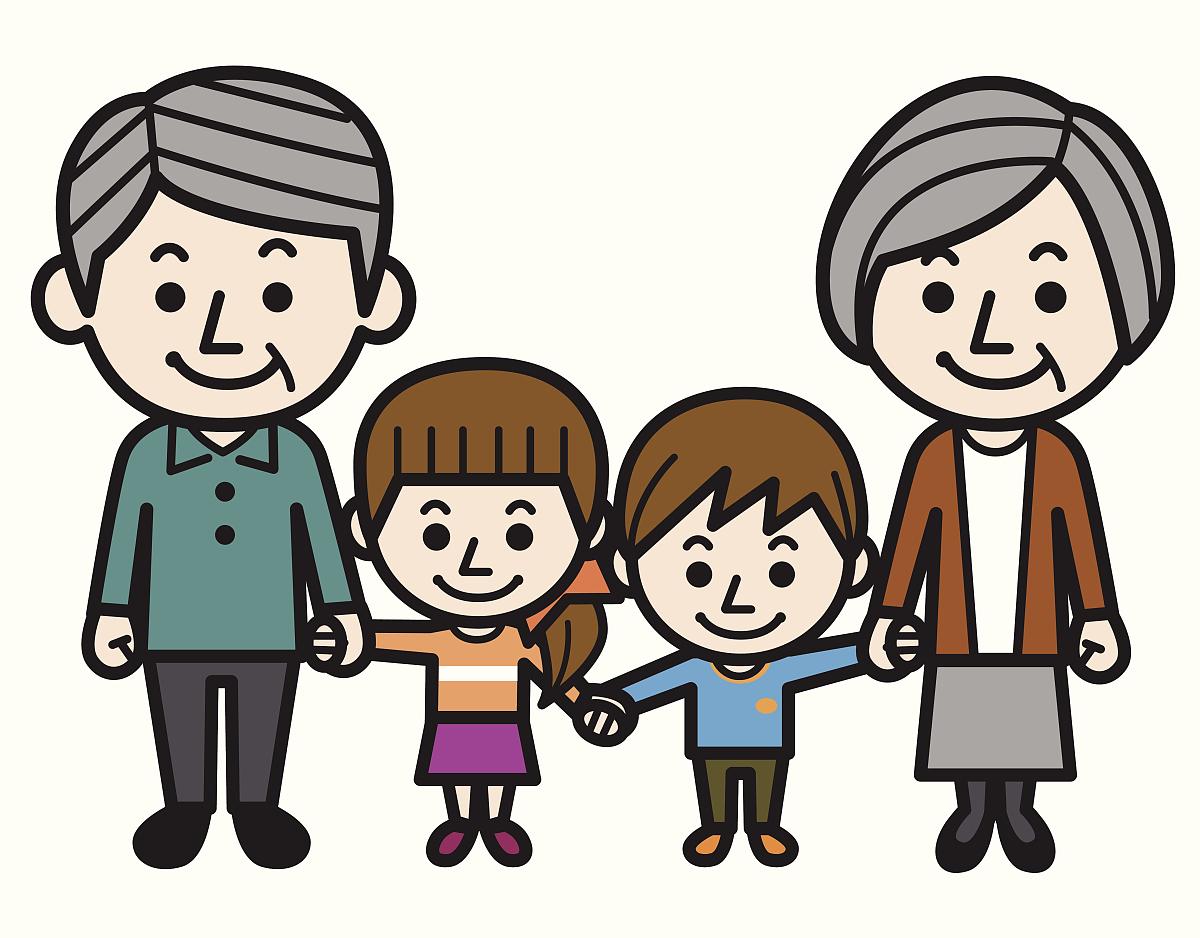 奶奶和孙子xinjiao_爷爷奶奶和孙子