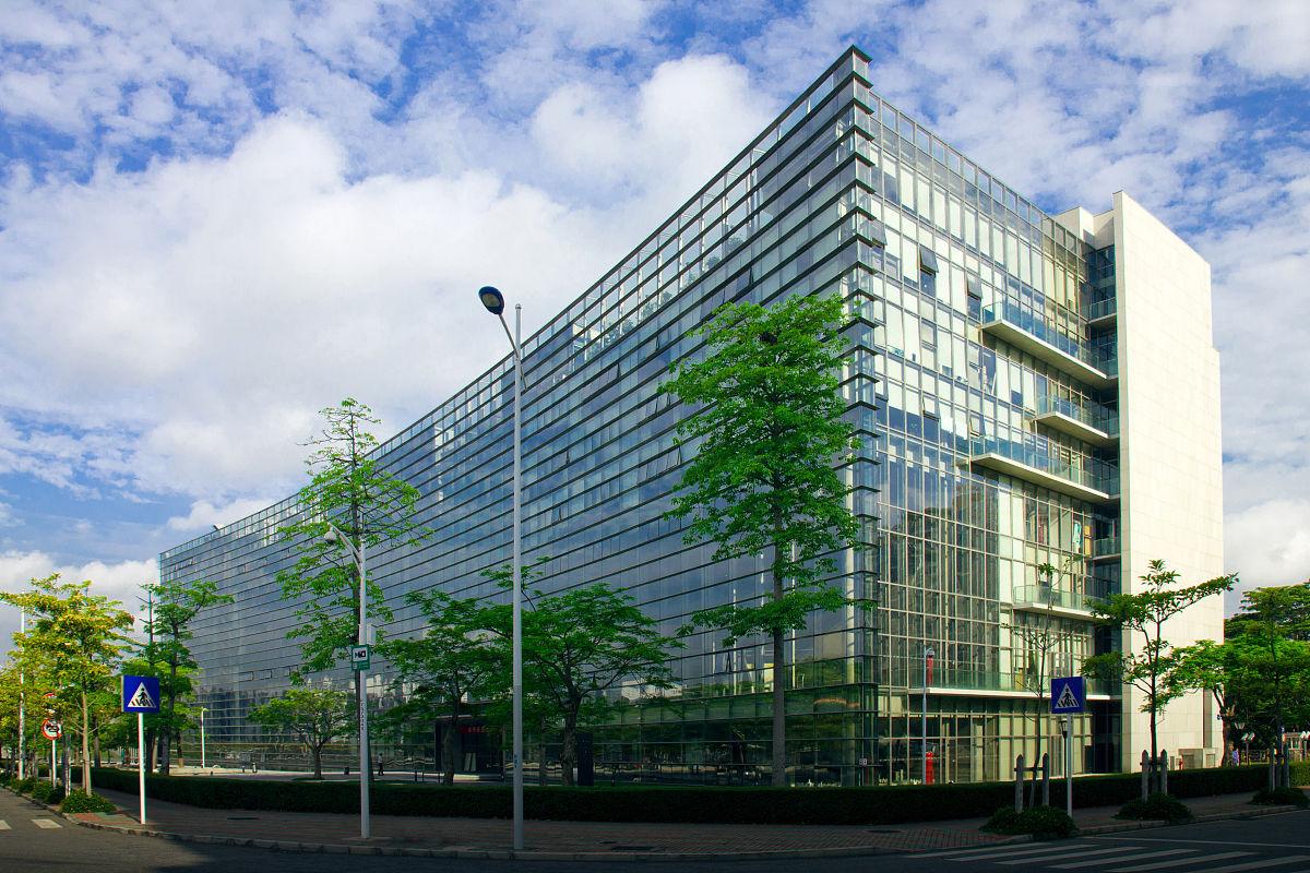当地著名景点度假胜地建筑体发展住房人造建筑市区大城市深圳