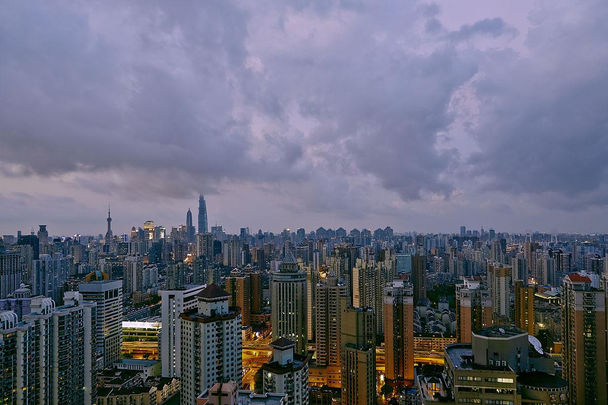 上海卢湾区_上海卢湾区城市景象
