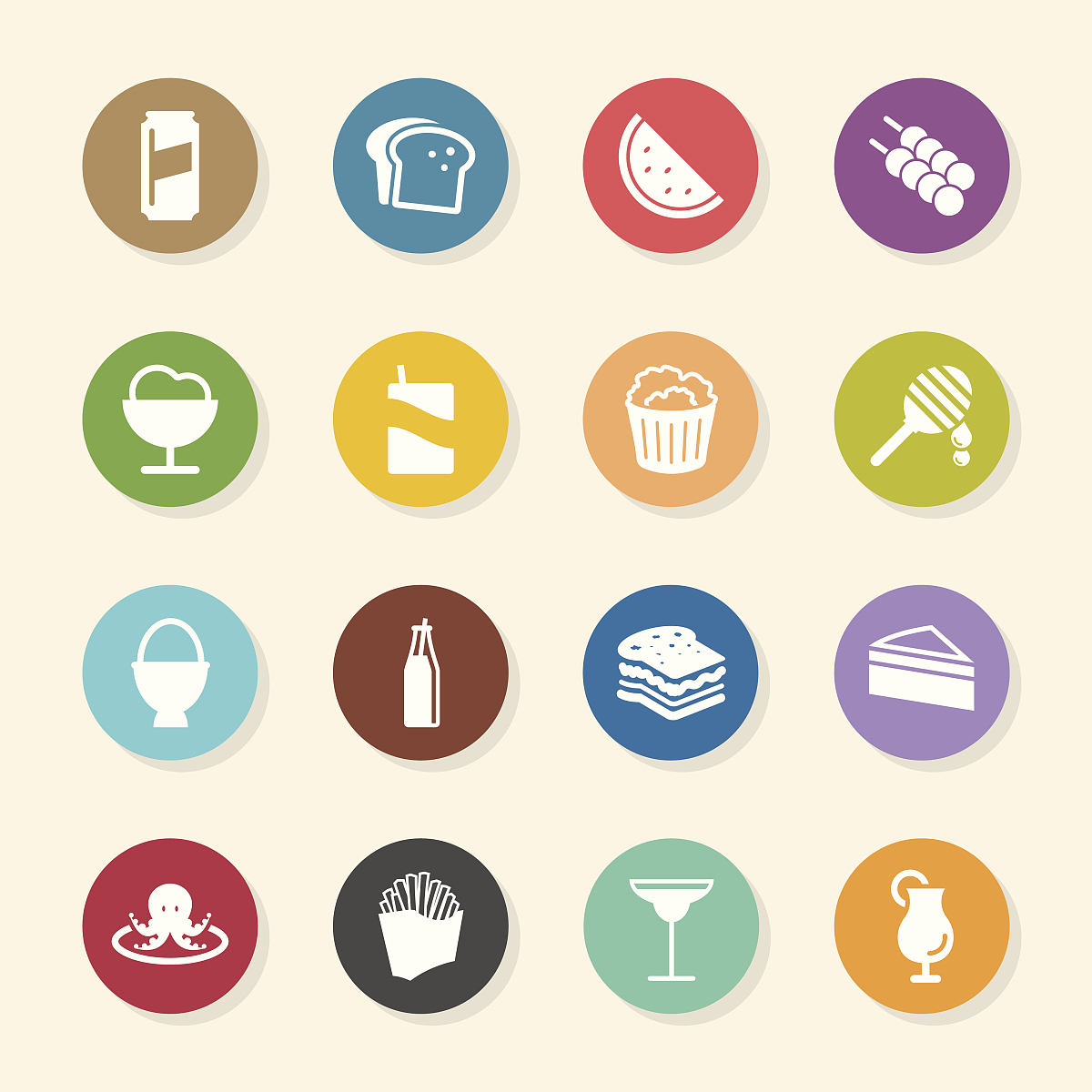 蜜蜂,水果,糖,计算机图标,炸薯条,甜点心,爆米花,三明治,吸管,格子图片