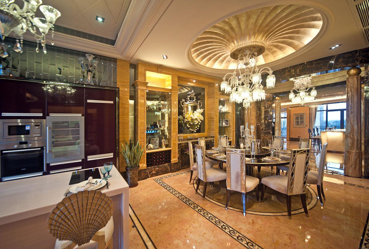 餐厅_客厅餐厅卧室,室内设计